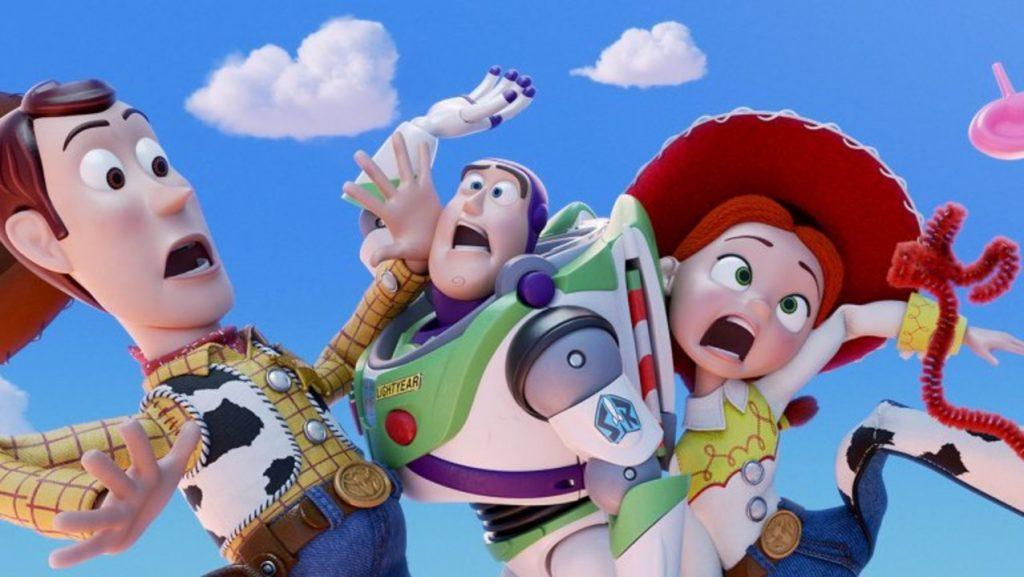 nieuwe films - Toystory 4