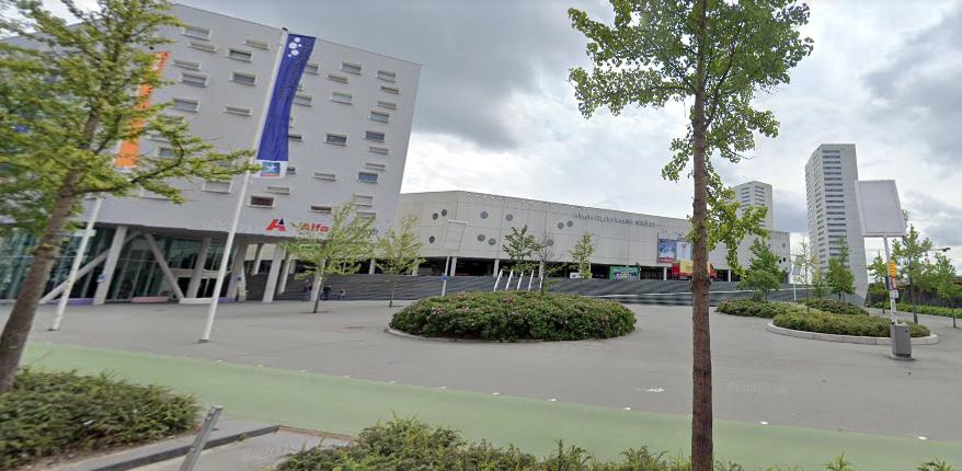 Euroborg bioscoop locatie