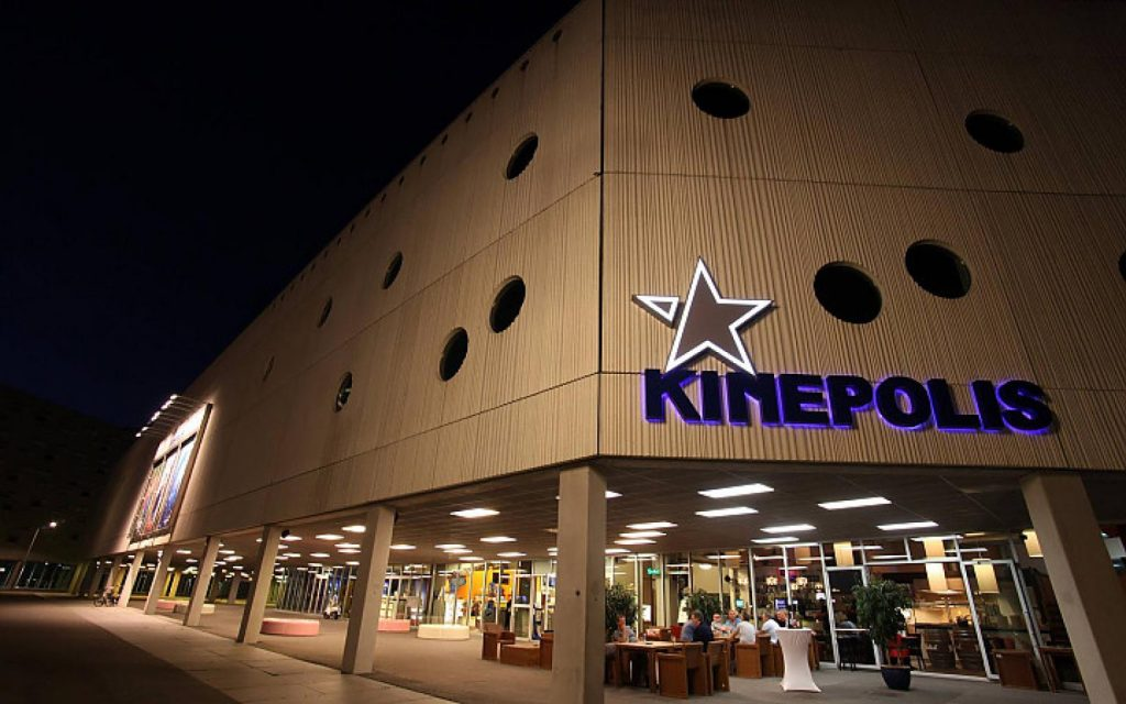 Bioscoopbon Kinepolis