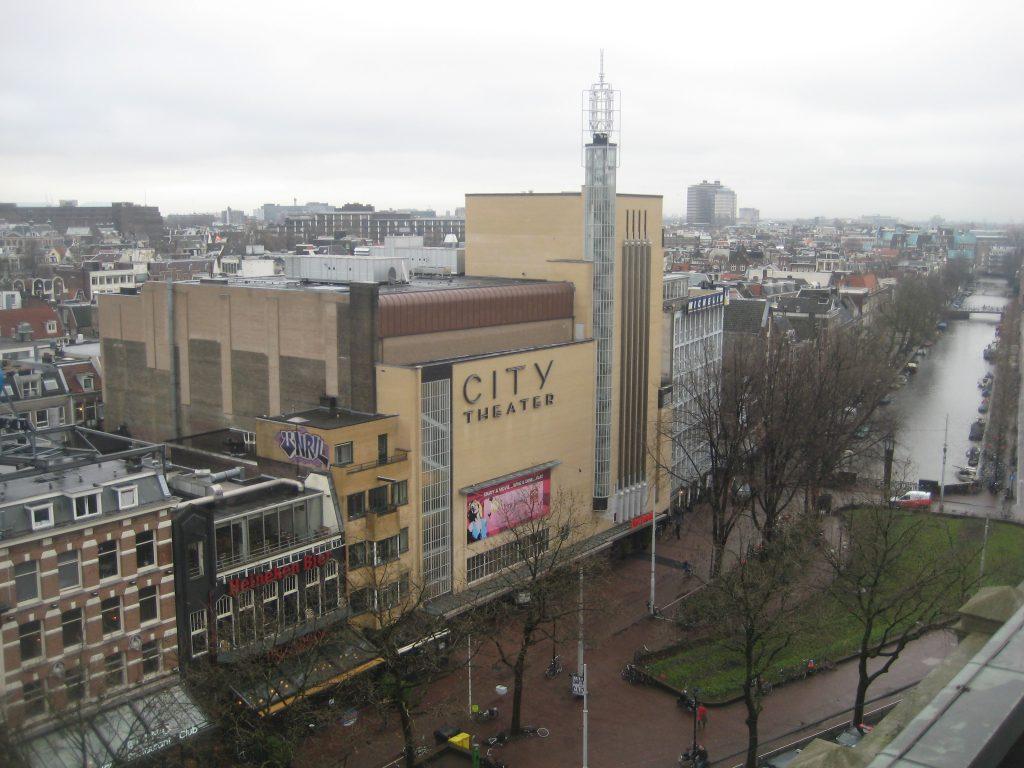 Pathe City lopen