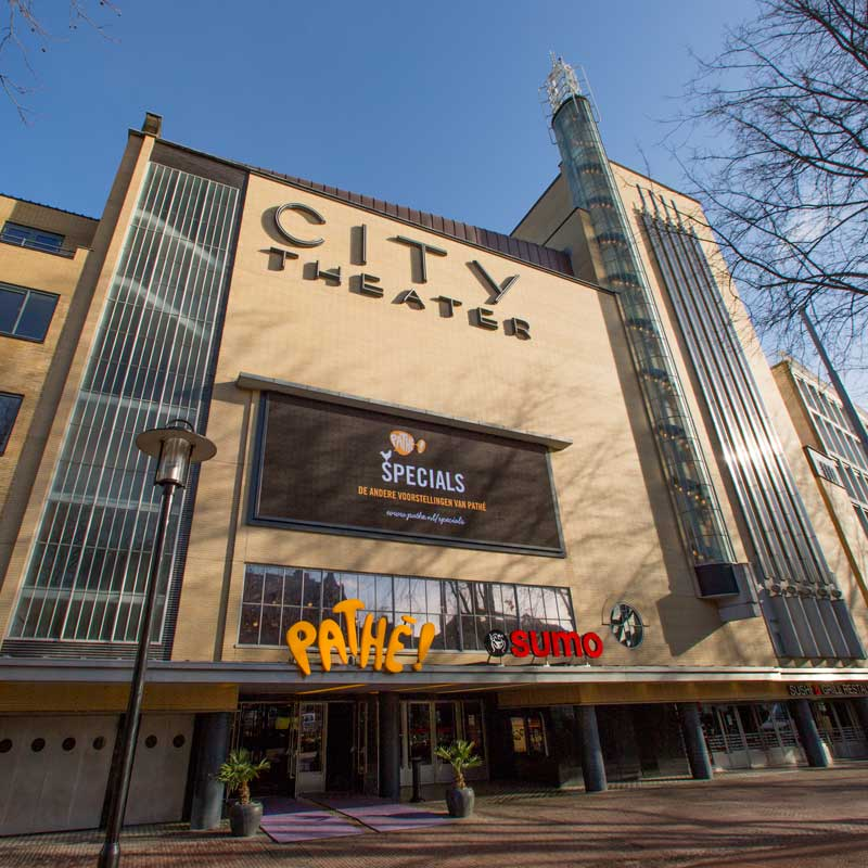 Pathe City bioscoop
