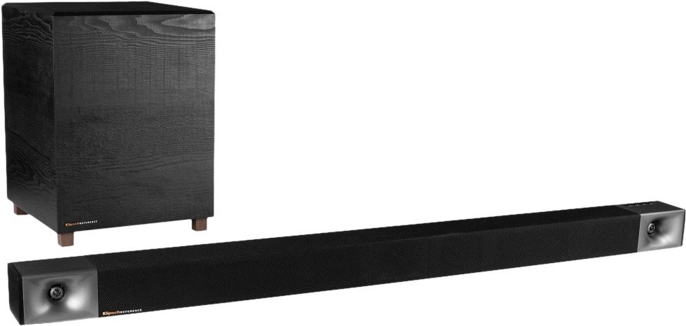 draadloze surround systemen nr3 klipsch soundbar 48 subwoofer